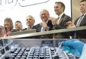 افزایش 63 درصدی درآمد بزرگترین تولیدکننده گرافن در انگلستان