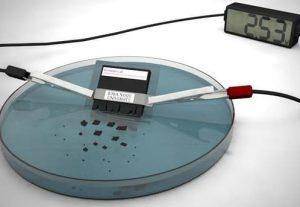 تولید باتری تجزیه شونده توسط دانشمند ایرانی