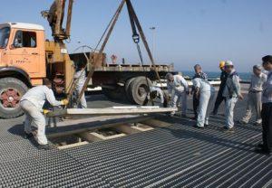 دستیابی به دانش فنی تولید کامپوزیت سیمانی ضد زلزله و انفجار