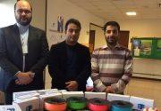 تولید جوهر چاپگرهای سه بعدی برای اولین بار در ایران