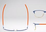 عینک های سبک وزن ساخته شده از PEEK