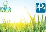 پوشش های پلی یورتان سبز توسط PPG معرفی شد