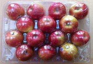 افزایش ماندگاری سیب با استفاده از بستهبندی یک پوشش طبیعی بر پایه کیتوسان