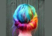 تغییر رنگ مو با دمای بدن و محیط !