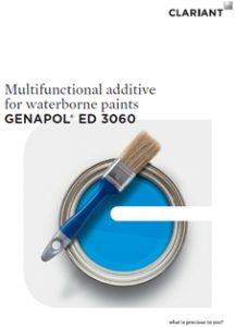 Genapol ED 3060 محصول شرکت Clariant