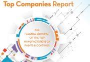 رتبه بندی جهانی شرکت های برتر تولیدکننده رنگ و رزین، پوشش و چسب توسط نشریه Coatings World