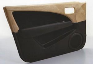 کامپوزیت های چوب – پلاستیک، مواد سبز برای صنایع خودرو